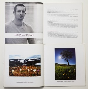 Interno libro fotografico